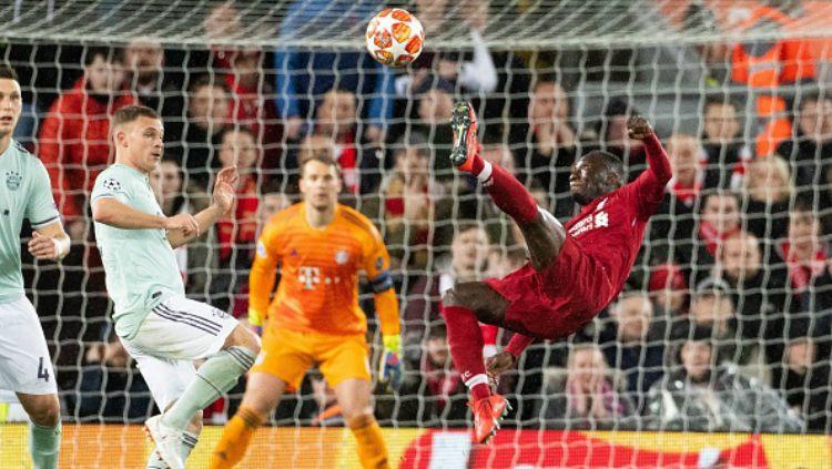 Liverpool vs Bayern Munchen, Pertandingan Liga Champions Copyright: © GettyImages