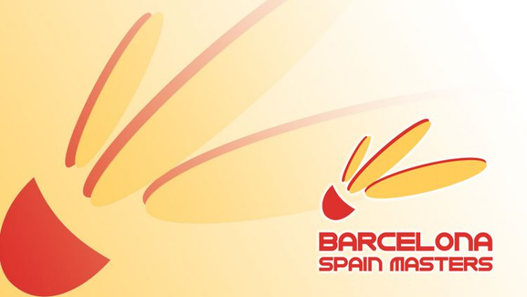 Logo Barcelona Spain Masters 2019. Copyright: © Indosport.com