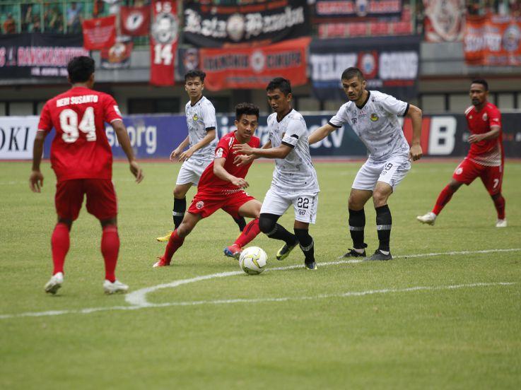 Hasil Pertandingan Kratingdaeng Piala Indonesia: Persija Jakarta vs Tira Persikabo