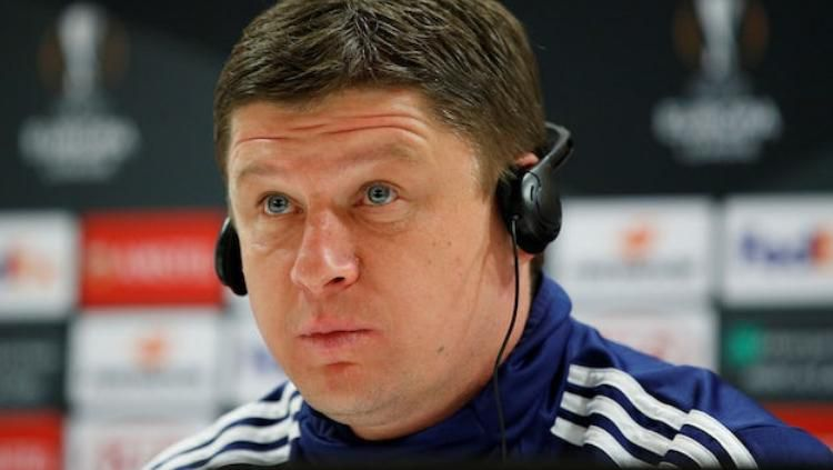 Pelatih BATE Brisov, Alayaksei Baha. Copyright: © Sports Mole