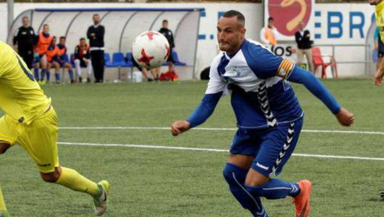 Calon pemain PSS Sleman, Alfonso de la Cruz Copyright: © Heraldo