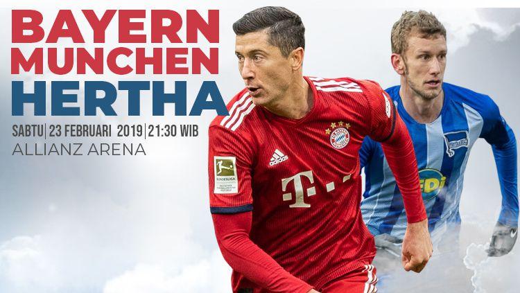 Prediksi Pertandingan Bundesliga Jerman  Bayern Munchen vs Herta ... ec6238173