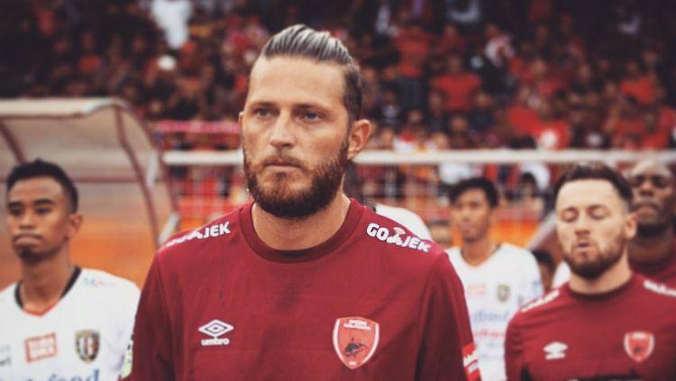 Rekrut Steven Paulle Jelang Liga 1 2019 Persija Langgar Aturan Pt