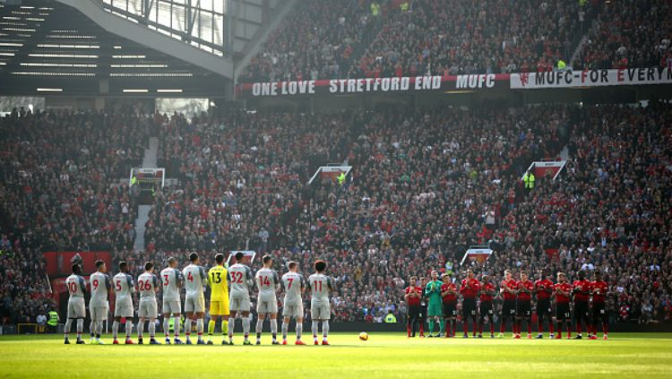 Manchester United vs Liverpool Copyright: © GettyImages