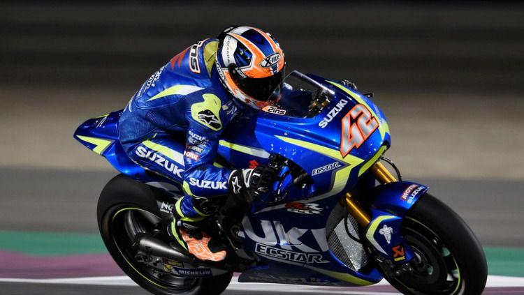 Pembalap Suzuki, ALex Rins Copyright: © Motor Sport