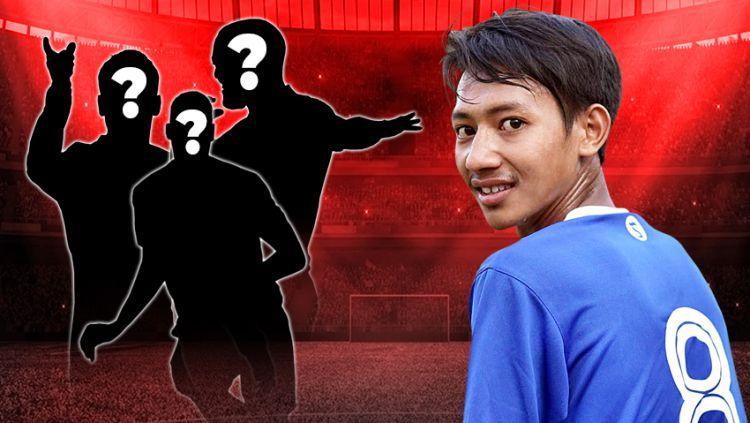 Tawaran Kontrak Persib Masih Ditahan, 3 Klub Ini Cocok untuk Beckham Copyright: © Indosport.com