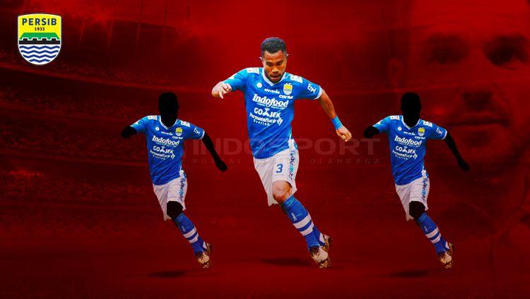 Tiga wakil Persib Bandung yang layak masuk Timnas Senior, diantaranya Ardi Idrus Copyright: © Eli Suhaeli/INDOSPORT