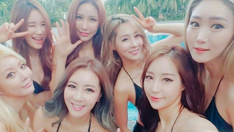 Tujuh wanita hot asal Korea di One Championship Copyright: © esquire.co.id