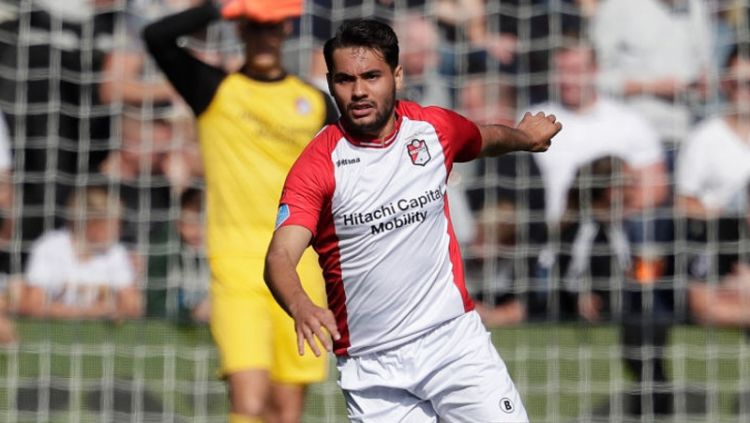 Keziah Veendorp (FC Emmen, Belanda). Copyright: © Indosport.com