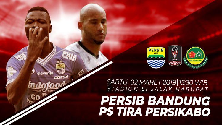 Prediksi Persib Bandung vs TIRA Persikabo Copyright: © INDOSPORT
