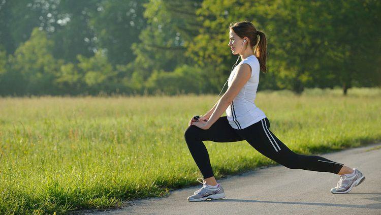 Ilustrasi olahraga.. Copyright: © today.com