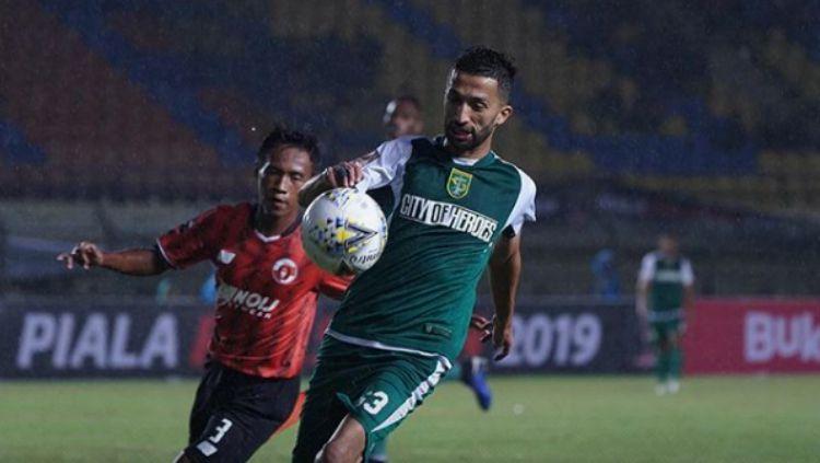 Pertandingan Piala Presiden, Perseru vs Persebaya Copyright: © https://www.instagram.com/officialpersebaya/