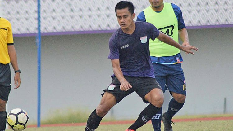 Eks Persija Jakarta, Muhammad Roby bergabung dengan Persita Tangerang. Copyright: © Media Persita