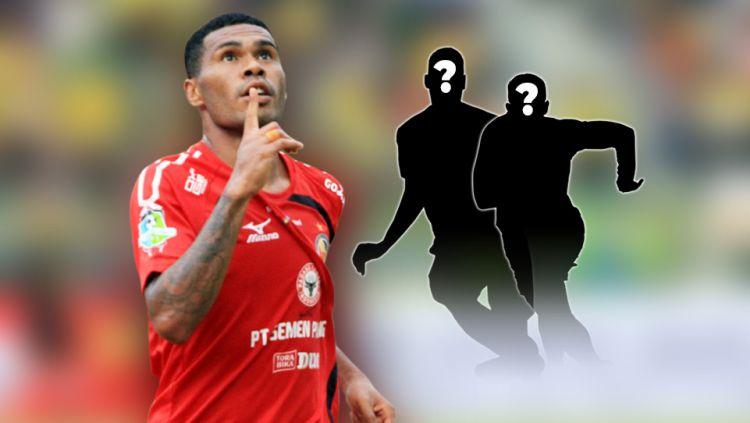 3 Pemain Bhayangkara FC ini pernah membela Semen Padang. Copyright: © Indosport.com