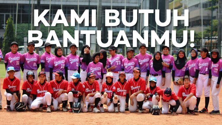 Baseball Putri Indonesia Copyright: © Baseball Putri Indonesia