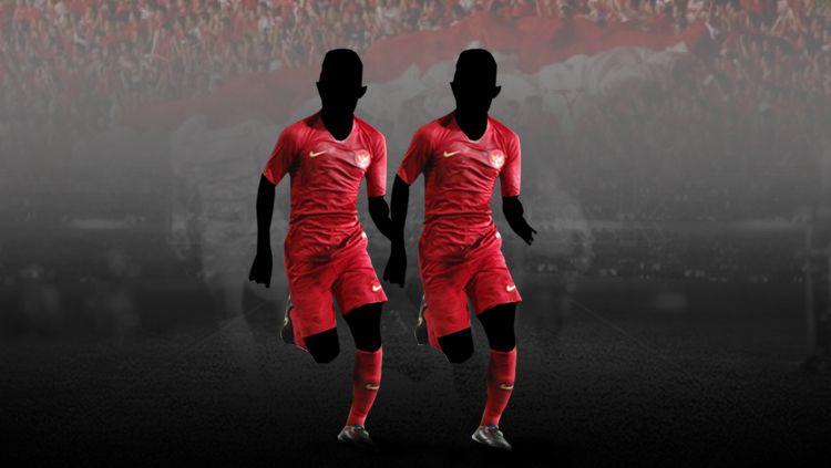 Ini dua pemain awam yang dipanggil ke Timnas U-22 Copyright: © INDOSPORT