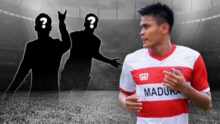 Nostalgia, 3 pemain ini pernah berseragam PSS Sleman dan Madura United. Copyright: © Indosport.com