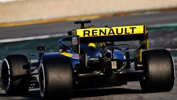 Mobil Balap Renault yang akan Digunakan Sepanjang Musim 2019 Copyright: © Crash Net