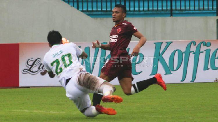 Ferdinand Sinaga, pemain PSM Makassar Copyright: © Ronald Seger/INDOSPORT