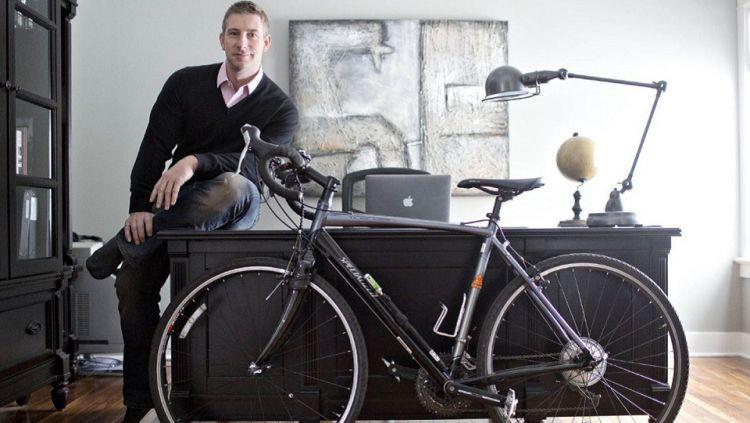 Tips aman bersepeda untuk berangkat ke kantor Copyright: © gridphilly
