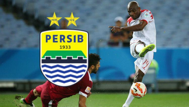 Striker asing naturalisasi, Jaycee John Okwunwanne yang bisa didatangkan Persib Bandung untuk Liga 1 2019. Copyright: © INDOSPORT