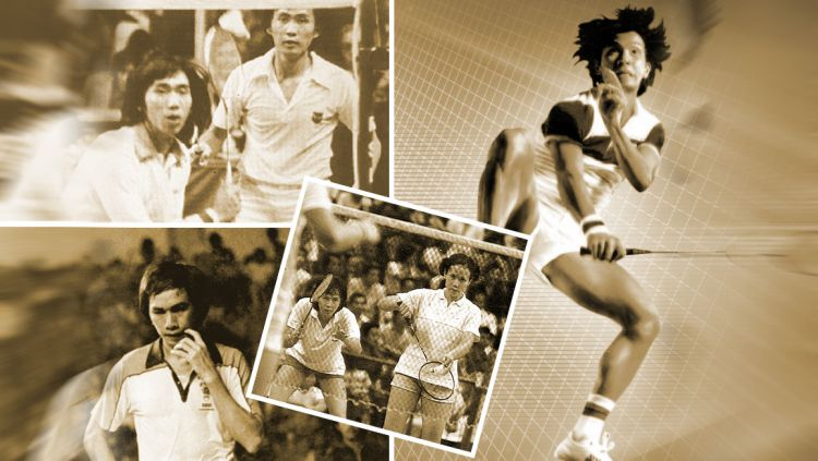 Pebulutangkis Indonesia juara All England 1979. Copyright: © Indosport.com