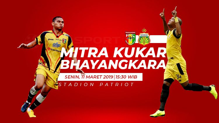 Prediksi Mitra Kukar vs Bhayangkara FC Copyright: © INDOSPORT