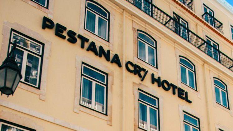 Hotel Cristiano Ronaldo. Copyright: © Instagram/Pestana CR7