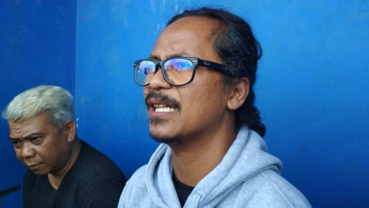 Ketua Viking Persib Bandung, Heru Joko. Copyright: © maungpersib.com