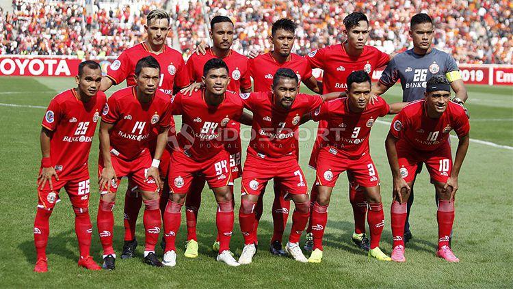 Shan United vs Persija Jakarta Copyright: © Herry Ibrahim/INDOSPORT