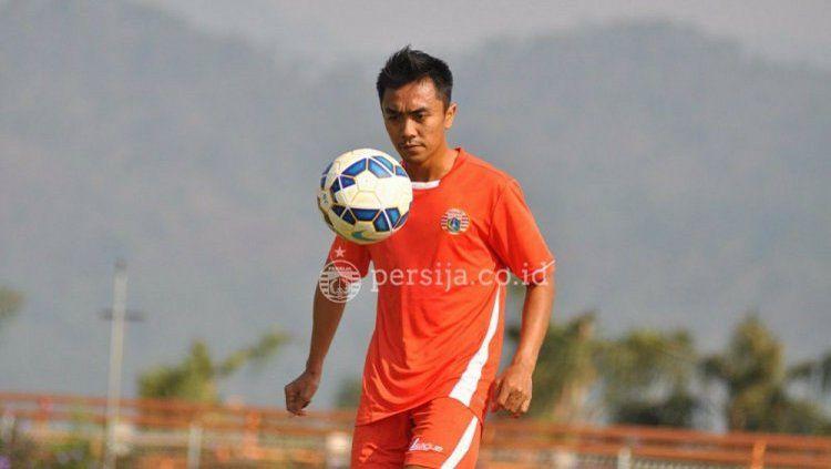 Dedi Hartono ketika membela Persija Jakarta Copyright: © persija.co.id