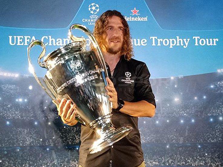 Wawancara Khusus Carles Puyol: Kenangan Juara dan Soal Potong Rambut