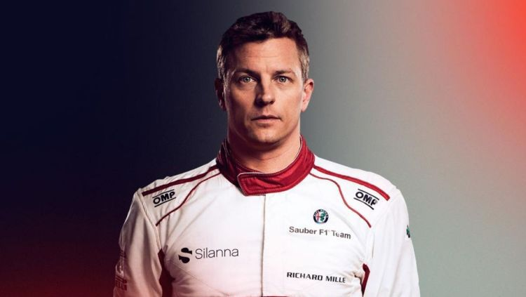 Pembalap Alfa Romeo, Kimi Raikkonen Copyright: © Black Express