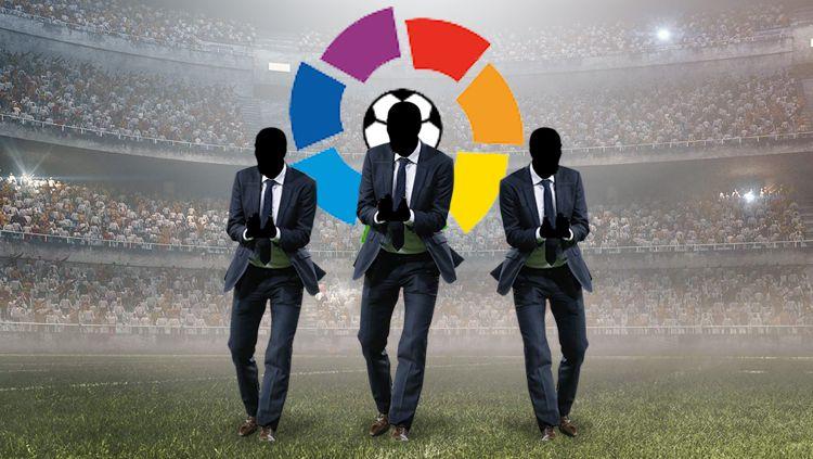 6 Pelatih yang Dipecat Sebelum La Liga Spanyol 2018-2019 Berakhir Copyright: © INDOSPORT