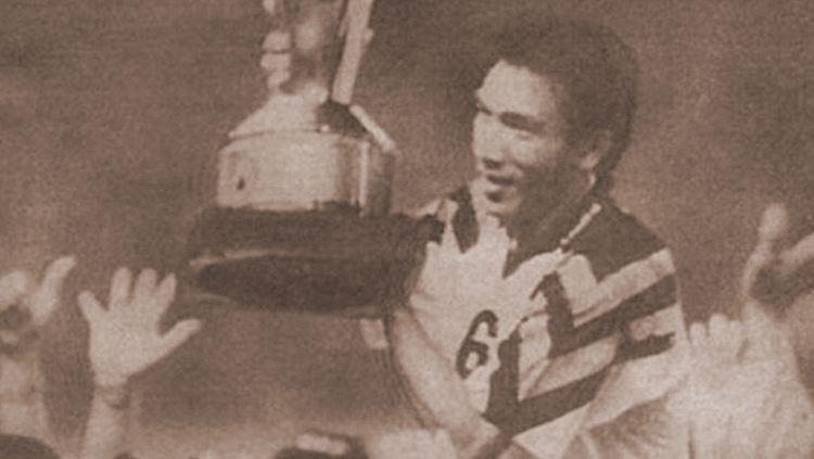Robby Darwis ketika menjuarai Perserikatan bersama Persib Bandung Copyright: © Istimewa