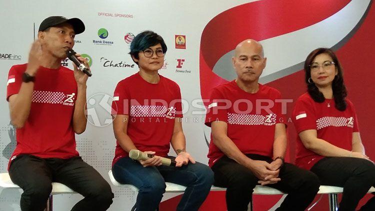 Kembali Hadir, Kompetisi Lari Unik Siap Lombakan Jarak Jakarta-Bogor Copyright: © Zainal Hasan/INDOSPORT