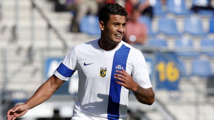 Jonathan Reis (Vitesse). Copyright: © Indosport.com