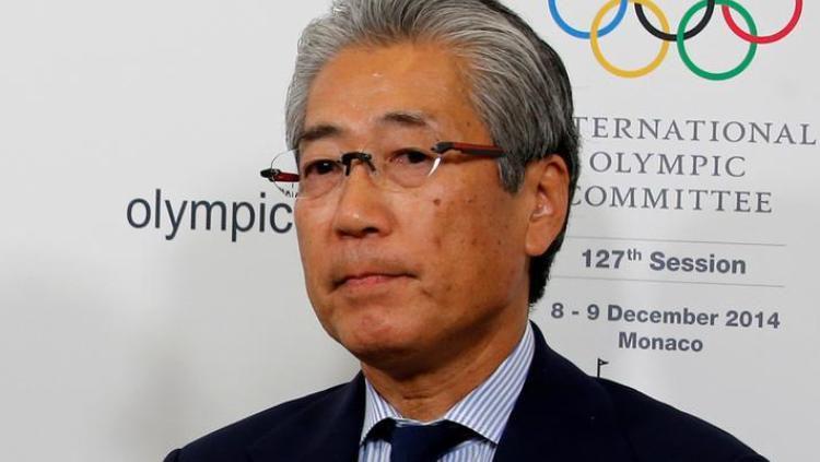 Presiden Komite Olimpiade Jepang Copyright: © Japan Today