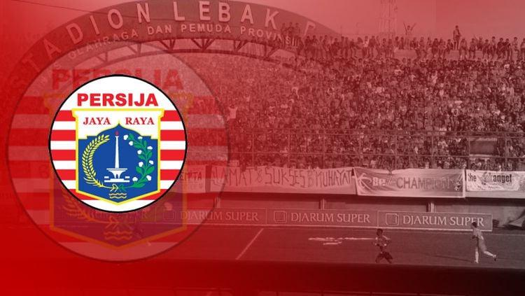 Stadion Lebak Bulus Persija Jakarta Copyright: © INDOSPORT