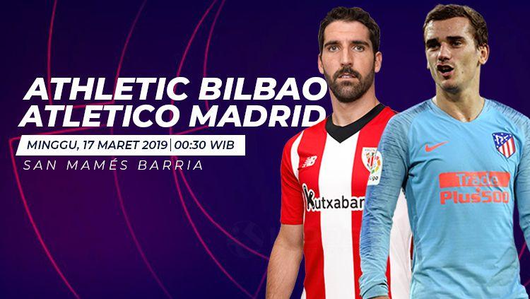 Prediksi Athletic Bilbao VS Atletico Madrid Copyright: © INDOSPORT