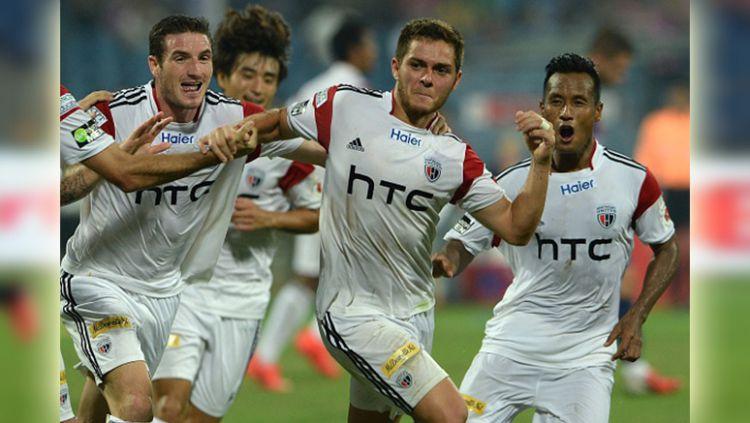 Guilherme Felipe de Castro diisukan ke PSS Sleman. Copyright: © Indosport.com