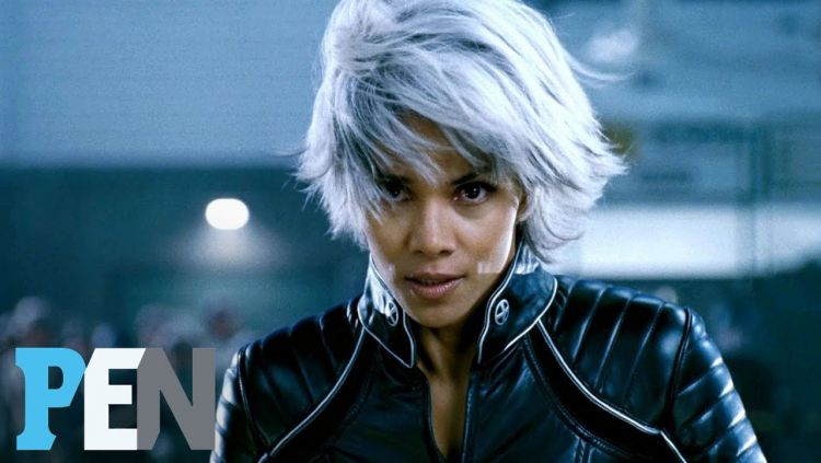 Halle Berry, pemeran Storm di film X-Men, berlatih Jiu-Jitsu untuk film terbarunya Copyright: © Youtube/PEN