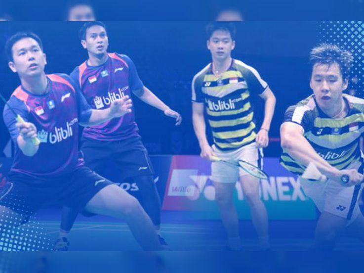 Update Ranking BWF World Tour Finals 2020: Wakil Indonesia Kuasai Puncak