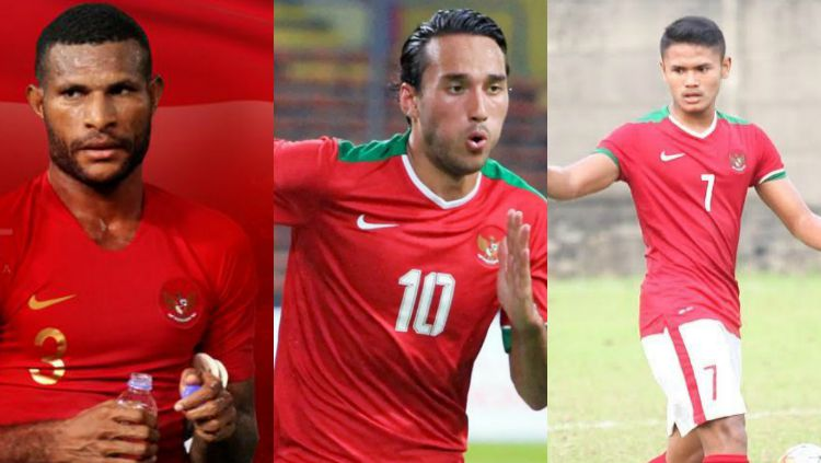 Tiga Striker Timnas Indonesia di Kualifikasi Piala Asia U-23 2020 Copyright: © INDOSPORT