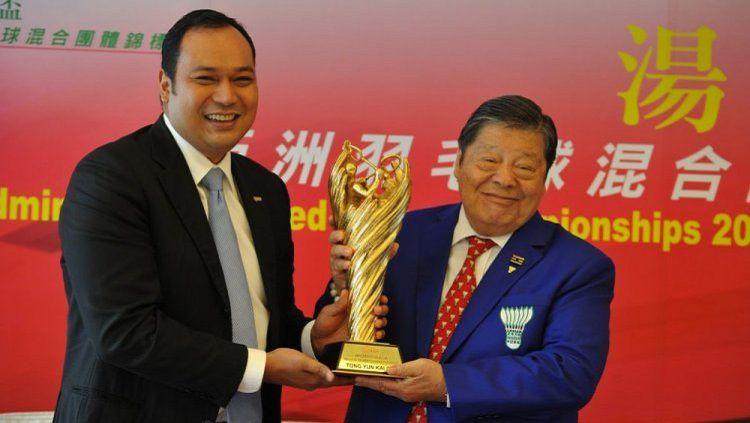 Badminton Asia Mixed Team Championship (Tong Yun Kai Cup) Copyright: © Twitter/@Badminton_Asia