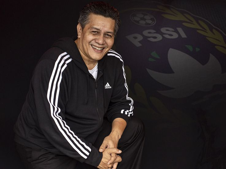 Gantikan Joko Driyono, Gusti Randa Resmi Jadi Plt Ketua Umum PSSI