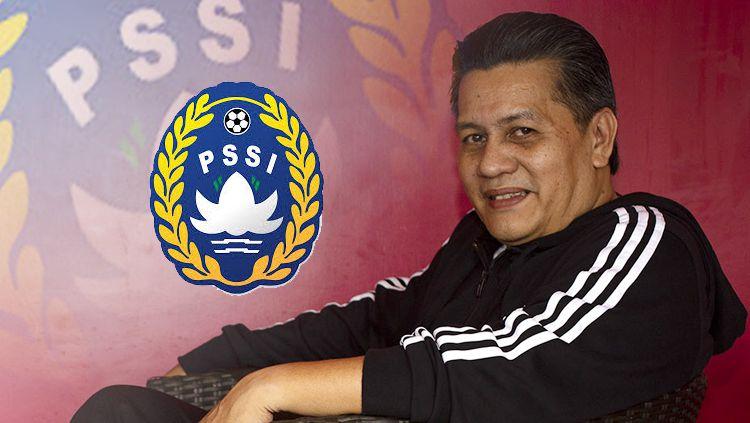 Gusti Randa resmi jadi PLT Ketum PSSI Copyright: © INDOSPORT