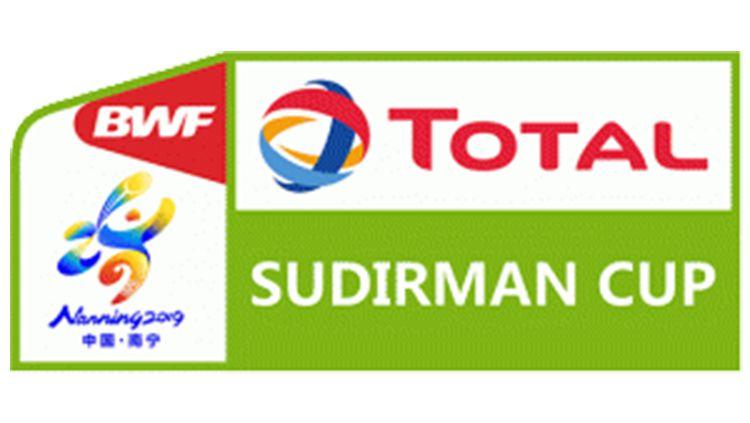 Logo Sudiman Cup 2019 Copyright: © Wikipedia