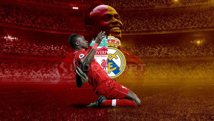 Striker Liverpool Sadio Mane Copyright: © INDOSPORT