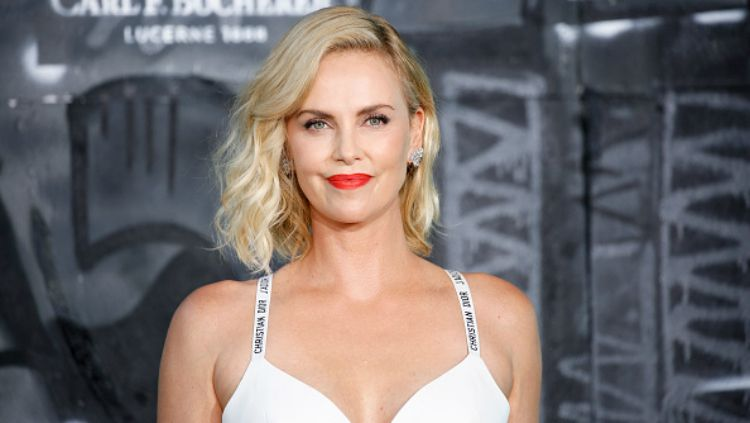 Aktris Hollywood, Charlize Theron. Copyright: © INDOSPORT